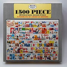 Mandolin Puzzles A Panorama Of American History 1500 Piece Puzzle 24 x 33 Inches