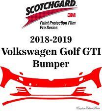 3M Scotchgard Paint Protection Film Pro Series 2018 2019 Volkswagen Golf GTI