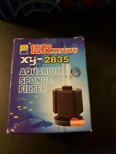 Bio Sponge Filter Breeding Fry Betta Shrimp Nano Fish tank Aquarium 5 Gal XY2835