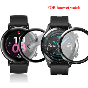 3D Curved For Huawei Watch GT2 42mm/46mm Watch GT2E Film Cover Screen Protector