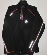 Rossignol Homme Noir & Orange Quick Dry Cross Country Ski Jacket XL BNWT