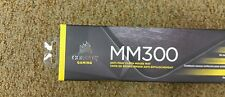 Brand New Sealed Corsair MM300 Anti-Fray Cloth Extended Gaming Mouse Mat - Black