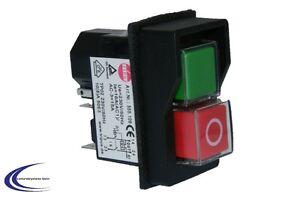 Sicherheitsschalter mit Unterspannungsauslöser - Maschinen Wiederanlaufschutz