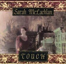 SARAH McLACHLAN - Touch (CD 1989) USA First Edition EXC ARCD-8594