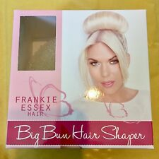 Frankie Essex Hair, Big Bun Hair Shaper, Large Hair Donut, Blonde