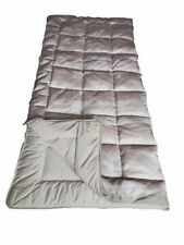 Sunncamp Serene Super Deluxe King Size 600g/m² sleeping bag