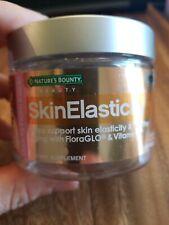 Natures Bounty Skin Elasticity, FloraGlo, Vit A. 90 Softgels. New. Exp 03/21