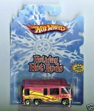 Hot Wheels Holiday Hot Rods GMC Motorhome 2008
