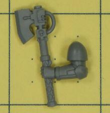 Warhammer 40K Space Marines Assault Squad Power Axe
