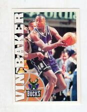 figurina - BASKETBALL BASKET PANINI 1995 95/96 - numero 118 VIN BAKER