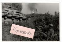 WW 2 Russland Feldzug battlefield 30.08.42 Kampf um Nikitskoje  Panz Prop Kp 693