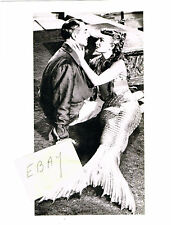 MR PEABODY AND THE MERMAID 1948 MOVIE PHOTO NEW!  WILLIAM POWELL FANTASY