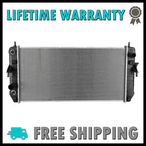 2853 Brand New Radiator For 2006-2011 Cadillac DTS 08-11 Buick Lucerne 4.6L V8