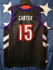 SIZE S Toronto Raptors NBA Basketball Shirt Jersey Champion Carter #15