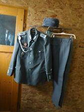 NVA Uniform,Stabsgefreiter Motschützen,Infantrie mit Abzeichen