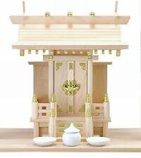 KAMIDANA HOUSEHOLD MINIATURE WOODEN JAPANESE SHINTO SHRINE GOD SHELF 0015