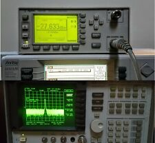 Hpagilent 8562a Freshly Aligned And Caled 22 Ghz Spectrum Analyzer