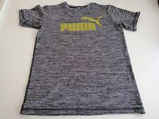 PUMA SHIRT -US/M 95% POLYESTER / 5%SPANDEX