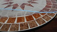 Tischschutz Folie RUND Durchm 70cm glasklar 2mm - Tischdecke Bistro Stehtisch