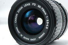 Canon ZOOM Lens NEW-FD 35-105mm F3.5-4.5 MACRO  SN1101953