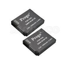 2 (Two) DMW-BCM13E Battery For Panasonic Lumix TS5 FT5 ZS30 TZ40 ZS27 TZ37 TZ41