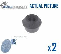 2 x NEW BLUE PRINT FRONT ANTI-ROLL BAR STABILISER BUSH KIT OE QUALITY ADG08017