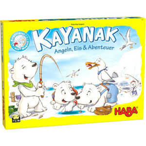 Haba 7146 Kayanak - An Arctic Adventure