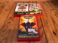 Original Rugrats Movie, Rugrats Go Wild And Wild Thornberry VHS Bundle - GN