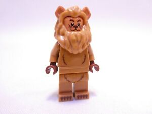 LEGO COWARDLY LION MINIFIGURE #17 LEGO MOVIE 2 COLLECTIBLE SERIES TLM164 71023