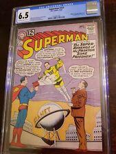 SUPERMAN 157 CGC 6.5 SUPERGIRL LEGION PHANTOM ZONE 1ST QUEX-UL