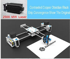 2 Axis XY Plotter Pen Drawing Laser Engraving Machine 2500MW Writing Signature