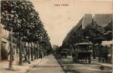 CPA TOUT PARIS (19e) 39 Avenue Laumiere (a4610)