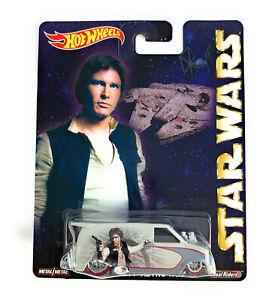 Hot Wheels Pop Culture 1/64 2015 Star Wars 1985 Chevy Astro Van CFP81