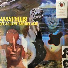 Bread, love and Dreams - Amaryllis(180g Virgin Vinyl LP),2007 Subearm  SBRLP5027
