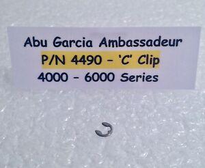 Abu Garcia Ambassadeur ''C' Clip #4490' - NOS - 4000-6000 Model Series
