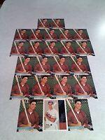 *****John Donati*****  Lot of 23 cards.....2 DIFFERENT / Baseball