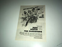 AMBUSHERS Movie Pressbook Herald 1967 Dean Martin Super Spy Matt Helm