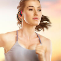 Bluetooth Headset Wireless Stereo Headphones Sport Earbud For iPhone Samsung LG