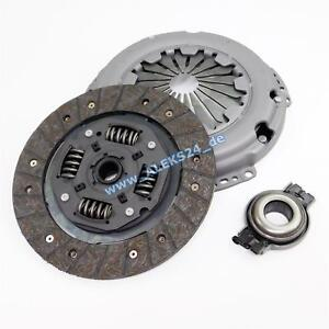 Clutch Kit Complete Pressure Plate Kupplunggscheibe for Seat VW Caddy Lupo Polo
