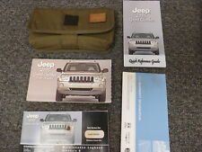 2005 Jeep Grand Cherokee SUV Owner Owner's Manual Laredo Limited Rocky Mountain