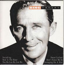Bing   Crosby   -   20    Tracks   -   CD    Album