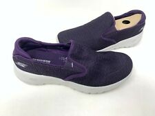 NEW! Skechers Women's Go Walk Joy Slip On Walking Shoes Purple #15629 83L tz