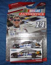#14 TONY STEWART MOBIL 1 + TRACKER BOATS CHEVY SS 2013 NASCAR AUTHENTICS 1/64