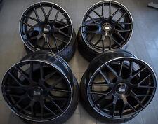 19 Zoll MAM GT1 Felgen 5x112 et45 schwarz für Audi VW Seat GTI S3 Cupra AMG 300