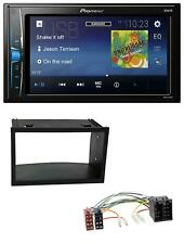 Pioneer 2DIN MP3 USB AUX Autoradio für VW Golf 4 Polo T4 Fox Passat ISO
