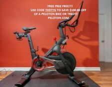 Peloton Code Yh3Tyn $100 Off use now Free!