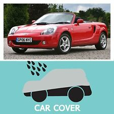 Quality Car Cover Fits Toyota MR2 (Mk3) 2000
