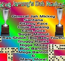 KING JAMMYS DUB REVIVAL