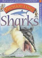 Sharks (Question Time) (French Edition) By Stephen Savage