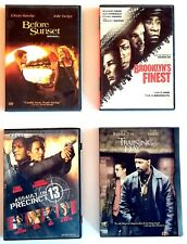 Ethan Hawke Lot of 4 Dvds Before Sunset, Brooklyn's Finest, Training Day, and.